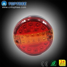 hot sail high quality turn or stop led tail light