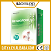 Haobloc 2015 New Products High Quality Foot Patch Detox