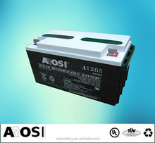 Low self-discharge VRLA sealed battery 6v4.0ah sealed lead acid Battery