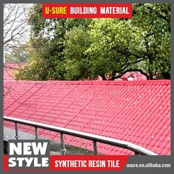 bright color names of waterproofing material roof tile