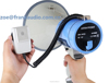China factory siren MP3 USB record 25W handy portable megaphone, portable design amplifier megaphone
