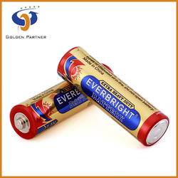 Reliable quality aluminium foil aa r6p 1.5 volts battery for calculator