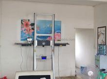 glass photo printing machine