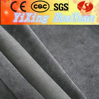 gray 100% cotton corduroy fabric for trousers