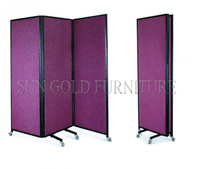 2015 New Style Hotel Movable Partition,Modular Movable Office Partitions(SZ-WS508)