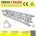 De aluminio del techo truss systems , aluminio truss circular