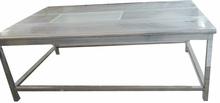 professionale misura in acciaio inox tabella di base moderna