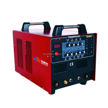 AC DC TIG welding machine pulse 200A aluminum welding