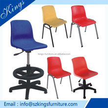 Best Price Plastic Stackble Wholesale Plastic Chair For Computer Desk
