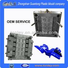 En plastique jouet de voiture pièces mould maker ( OEM )