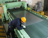 Magnetic iron cold rolled sheets