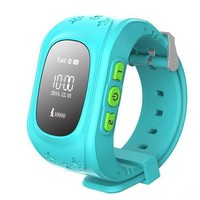 Kids Cell Phone Watch With SOS Button Kids GPS Watch Phone With Monitoring