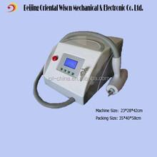 EO Q-Switch ND: YAG Laser tattoo removal dark spots treatment machine