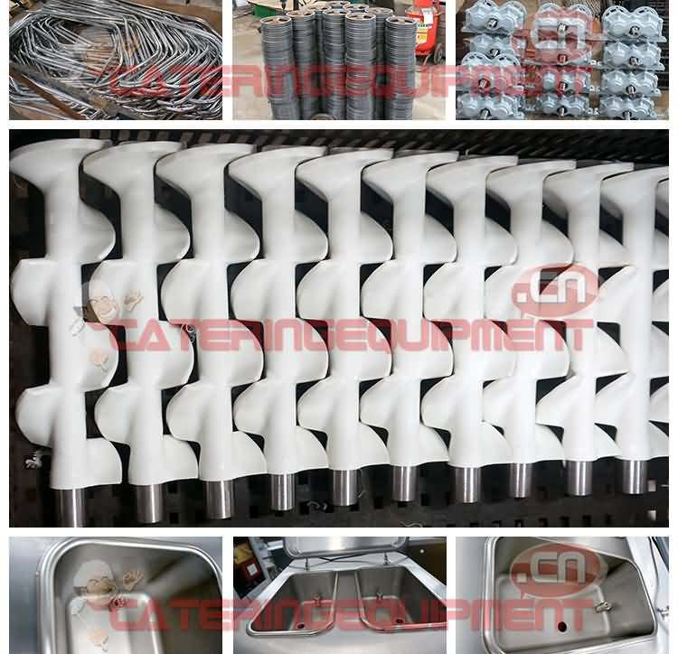 Stainless Steel Commercial Soft Ice Cream Machine