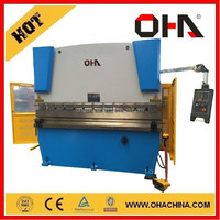 """OHA"" Brand HAPK-160/2500 roller plate bending machine, automatic bar bending machine, nc pipe bending machine"