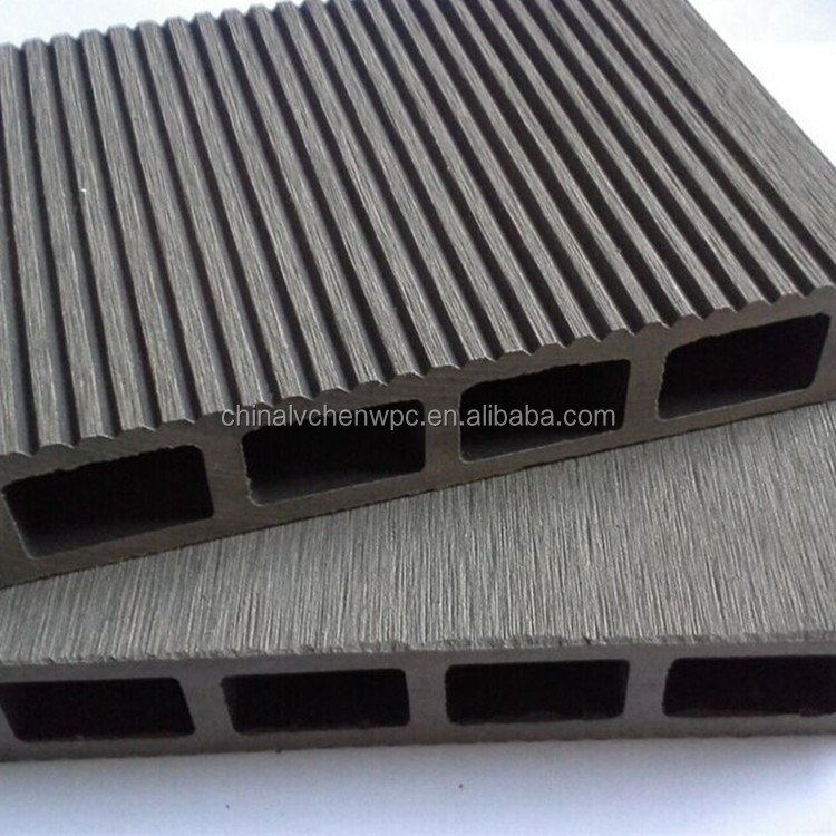 Lightweight Construction Material For Outdoor Wpc Flooring