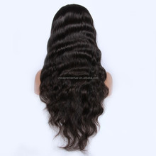 Wholesale top quality brazilian virgin hair full lace wigs
