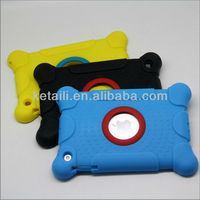 Newest Cute Lovely EVA Material Kids Case Protector For Ipad 2 3 With Hand