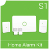 Wireless smart home automation zigbee security wifi gsm alarm system, home alarm system S1 home care alarm system wireless