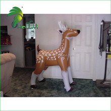 Best quality customized inflatable deer for Christmas