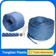 Cuerda de Nylon con precio competitivo de la alta calidad trenzado y twisted