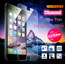 3 layers pet high transparent golden silver diamond film flash colorful screen guard protector saver protective film