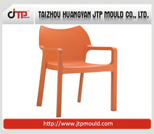 plastic table and chair mold, household Plastic chair with arm high quality mould