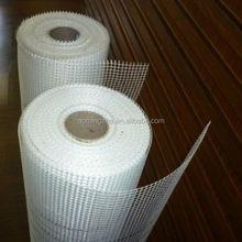 55gr 5mm 1m*50m fiberglass alkaline resistant mesh net for construction