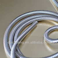 Galvanized steel Flexible metal Conduit size 6mm to 150mm