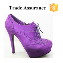 new design women sexy high heel dress shoes