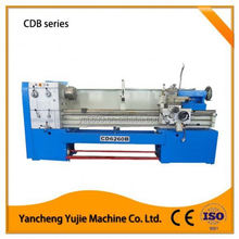 YuJie Brand Conventional Horizontal Gap Bed Turning Lathe CD6240B Machine
