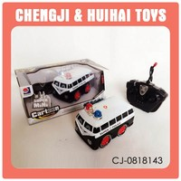 plastic bus vehical toy rc electric car