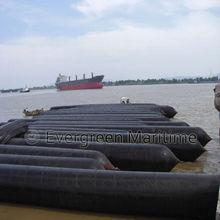 Salvage Airbag marinha para o navio de lançamento, Levantamento, Atualizando / navio de borracha airbags