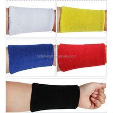Solid color Blank Wrist Sweat Band