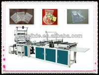 XK-ZF800 Zipper Closure Bag Machine
