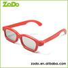 cinema 3d glasses,master image 3d gafas for movie,factory direct 3d gafas