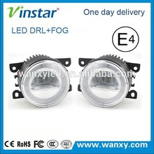 Cars accessories drl fog light led auto lamps