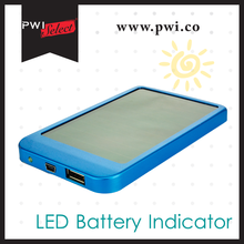 PWIselect 2600mAh PWB043 outdoor power bank portable solar power bank
