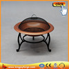 Europe popular metal outdoor fire pit designs with cheap price