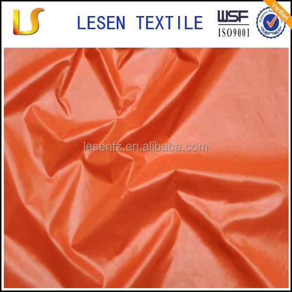 Lesen textile quality is our culture for nylon taffeta fabric/nylon fabric