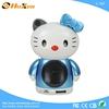 round shaped mini portable speakers