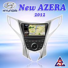 Hyundai New Azera car audio player with gps function 2012