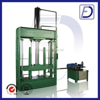 factory outlet recycling carton making machine with overseas sevices