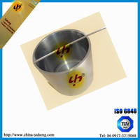 tungsten crucible furnace for sale tungsten melting pot crucibles for melting platinum