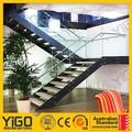 De la escalera exterior diseño/al aire libre de escalera de metal/al aire libre diseño de escalera