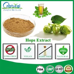 Best Price Natural Flower Hops Extract