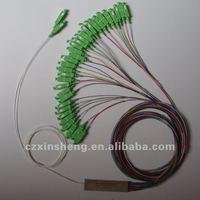 fiber optic 2*32 plc splitter