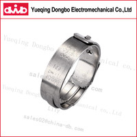 stainless steel spring hose clamp