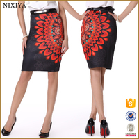 Formal Skirts Designs Over Knee Length Pencil Skirts For Office Lady