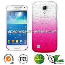 Clear Hard Case Cover for Samsung Galaxy S4 mini i9190
